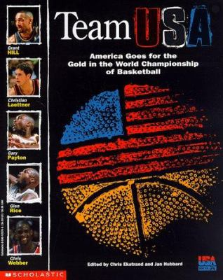 The story of team USA : America goes for the title in the world championship of basketball