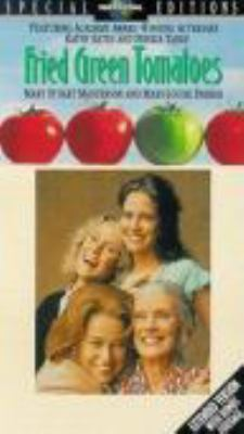 Fried green tomatoes [videorecording] / Universal Pictures and Act III Communications present in assocviation with Electric Shadow Productions an Avnet/Kerner productions ; screenplay by Fannie Flagg and Carol Sobieski ; produced by Jon Avnet and Jordan Kerner ; directed by Jon Avnet.