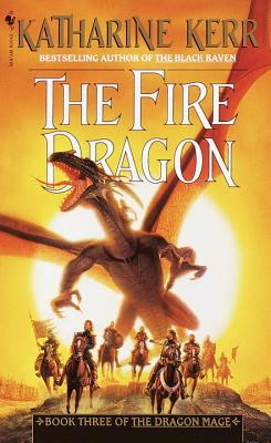The fire dragon