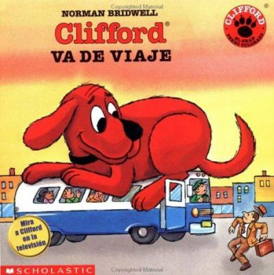 Clifford takes a trip.