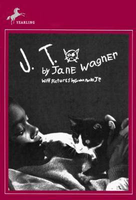 J.T. / by Jane Wagner ; with pictures by Gordon Parks, Jr.