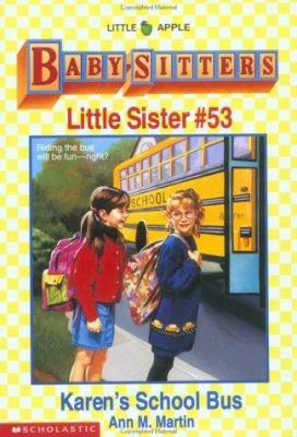 Karen's school bus