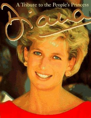 DIANA   TRIBUTE TO THE PEOPLE'S PRINCESS.