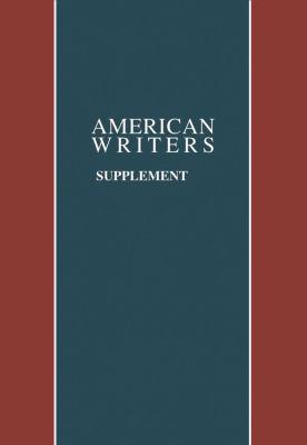 AMERICAN WRITERS SUPP 03 PT 1  JOHN ASHBERY.