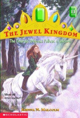 The Emerald Princess follows a Unicorn