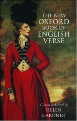 The new Oxford book of English verse : 1250-1950