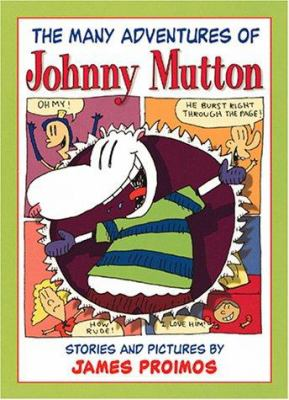 The many adventures of Johnny Mutton : stories and pictures