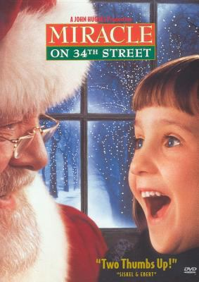 Miracle on 34th Street [videorecording] / Twentieth Century Fox presents a John Hughes production ; a Les Mayfield film ; screenplay by George Seaton and John Hughes ; produced by John Hughes ; directed by Les Mayfield.