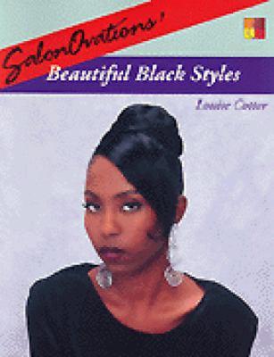 SalonOvations' beautiful black styles