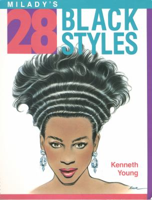 28 Black styles for student practice