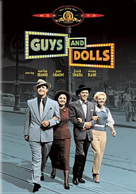 Guys and dolls / Samuel Goldwyn presents ; music and lyrics by Frank Loesser ; written for the screen and directed by Joseph L. Mankiewicz ; released by Metro-Goldwyn-Mayer.