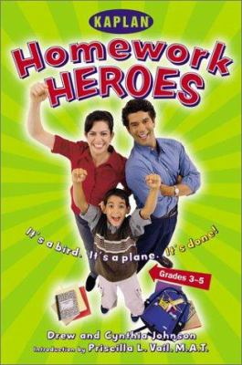 Homework heroes : [grades 3-5]