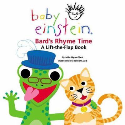 Baby Einstein : Bard's rhyme time