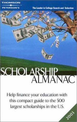 Scholarship almanac 2003.