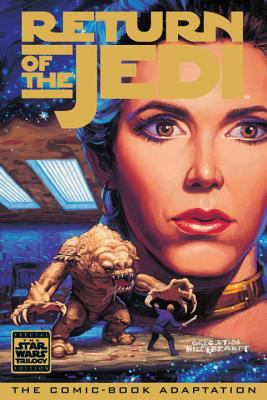Return of the Jedi : [the comic-book adaptation]