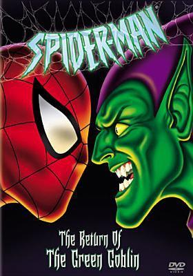 Spider-Man. The return of the Green Goblin