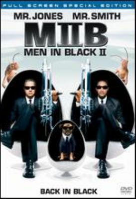 MIIB : Men in black II