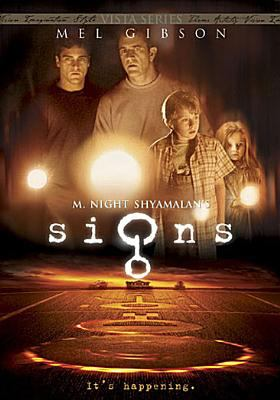 Signs / Touchstone Pictures presents a Blinding Edge Pictures/Kennedy/Marshall production ; produced by Frank Marshall and Sam Mercer ; written, produced and directed by M. Night Shyamalan.