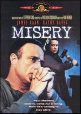 Misery [videorecording] / Castle Rock in association with Nelson Entertainment presents a Rob Reiner film ; produced by Andrew Scheinman, Rob Reiner ; screenplay by William Goldman ; directed by Rob Reiner.