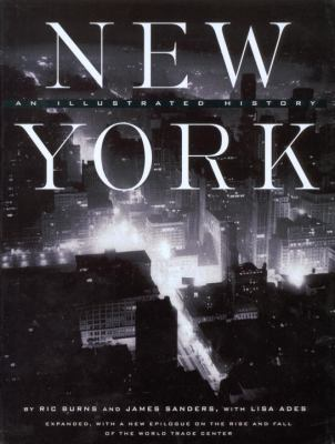 New York : an illustrated history