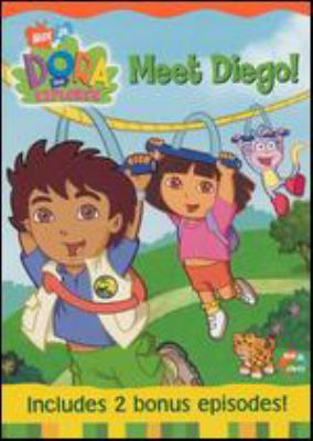 Dora the explorer. Meet Diego