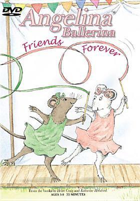 Angelina Ballerina. Friends forever