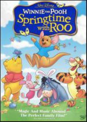 Winnie the Pooh. Springtime with Roo