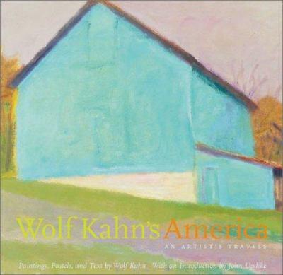 Wolf Kahn's America : an artist's travels