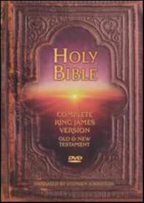 Holy Bible : complete King James Version, Old & New Testament
