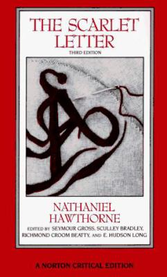 The scarlet letter : an authoritative text, essays in criticism and scholarship