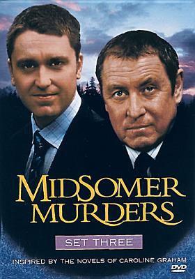Midsomer murders. Set three