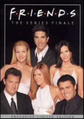 Friends. The series finale