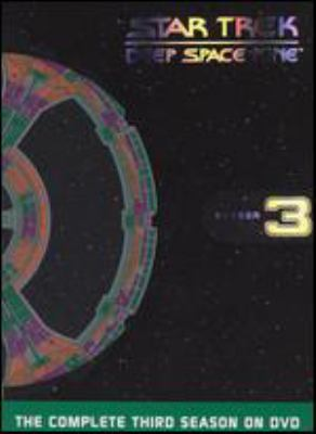 Star trek, Deep Space Nine. The complete third season on DVD