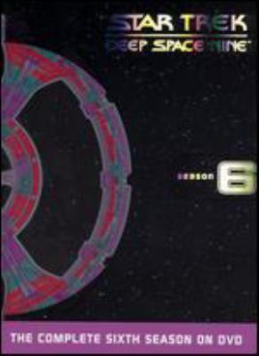 Star trek deep space nine. The complete sixth season [videorecording] / Paramount Television.