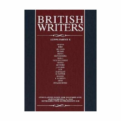 British writers. Supplement X / Jay Parini, editor.