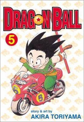 Dragon Ball. Vol. 5 / story & art by Akira Toriyama ; [English adaptation by Gerard Jones ; translation, Mari Morimoto].