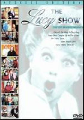 The Lucy show [the lost episodes marathon] , Lucy & the ring-a-ding-ring.