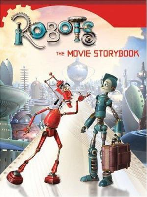 Robots : the movie storybook