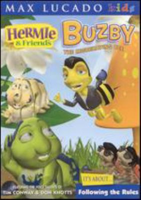 Hermie & friends. Buzby, the misbehaving bee