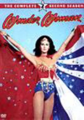 Wonder Woman. The complete second season
