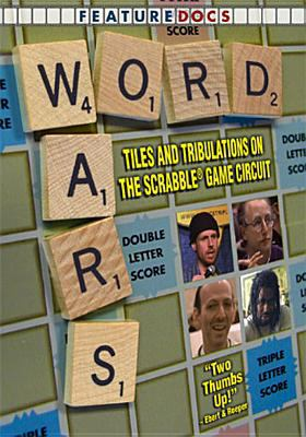 Word wars tiles and tribulations on the Scrabble game circuit