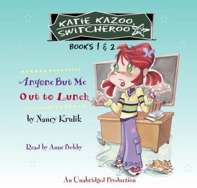 Katie Kazoo switcheroo. Books 1-2