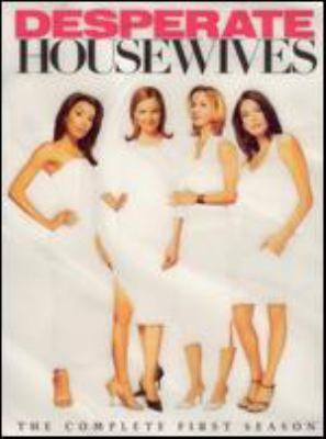 Desperate housewives. The complete first season