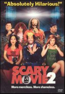 Scary movie 2 [videorecording] / a Dimension Films presentation, a film by Keenen Ivory Wayans, a Wayans Bros. Entertainment production in association with Gold-Miller, Brad Grey Pictures ; producer, Eric L. Gold ; writers, Shawn Wayans, Marlon Wayans, Alyson Fouse, Greg Grabiansky, Dave Polsky, Michael Anthony Snowden, Craig Wayans ; director, Keenen Ivory Wayans.