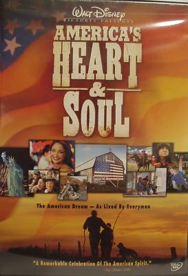 America's heart & soul [the American dream, as lived by everyman]