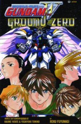 Mobile suit gundam wing : ground zero