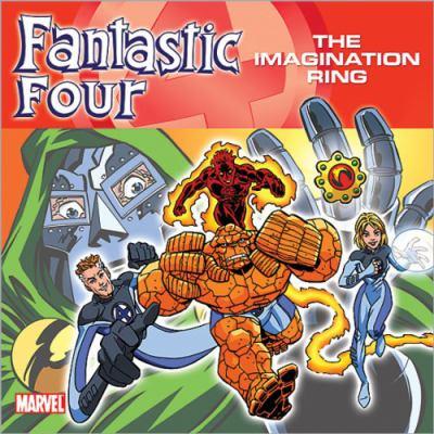Fantastic Four : the imagination ring