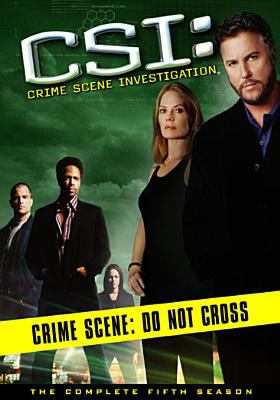 CSI: crime scene investigation. The complete fifth season