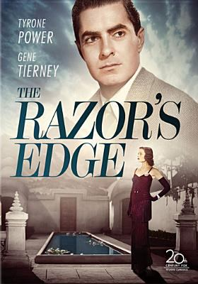 The razor's edge [videorecording] / Darryl F. Zanuck's production ; screen play by Lamar Trotti ; directed by Edmund Goulding.