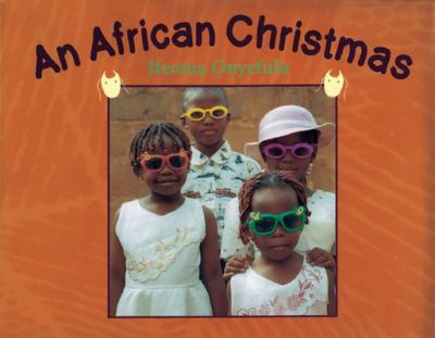 An African Christmas : making my own masquerade